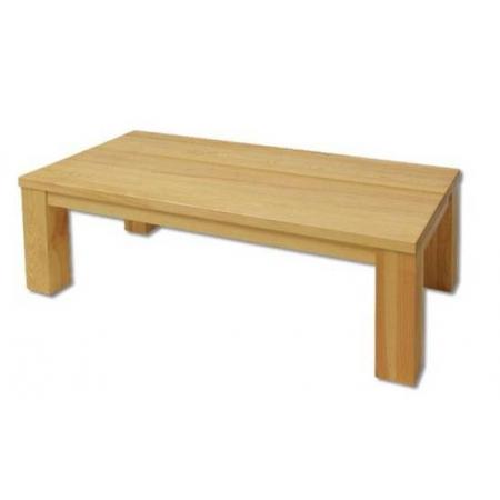 Dřevěný Konferenční Stolek Z Borovice Masiv Bm116 Dub