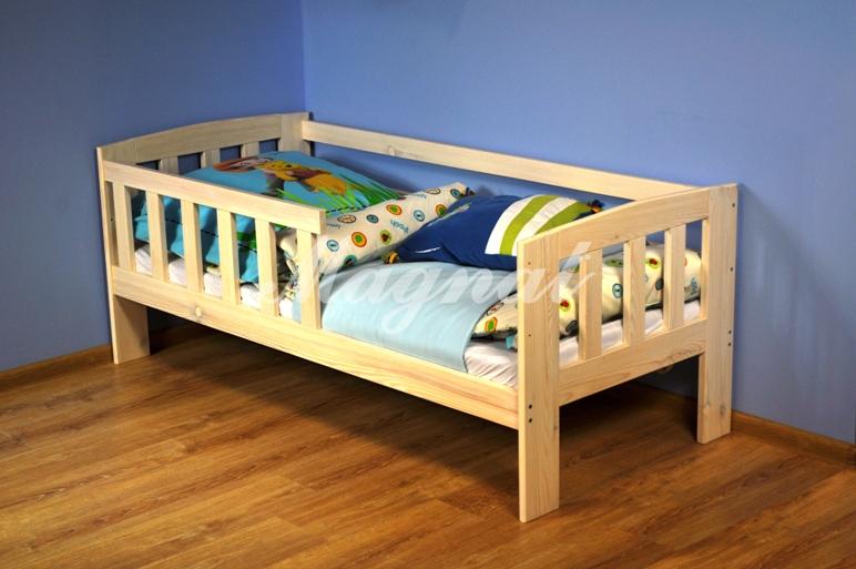 Как сделать кровать ребенку своими руками из дерева