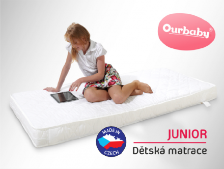 Matrace JUNIOR - 90x190cm